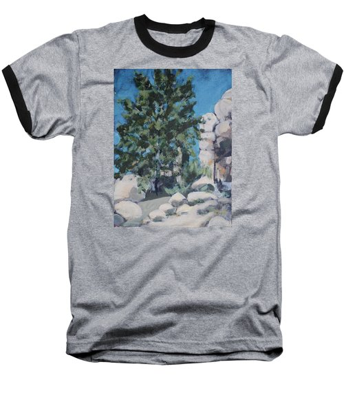 Hidden Valley Baseball T-Shirt by Richard Willson