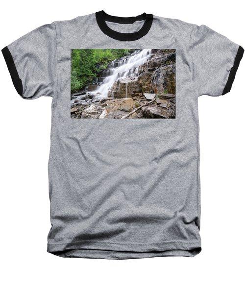 Hidden Waterfalls Baseball T-Shirt