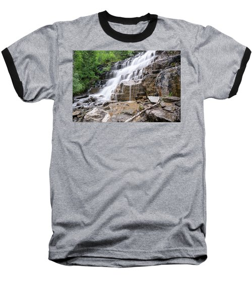 Hidden Waterfalls Baseball T-Shirt