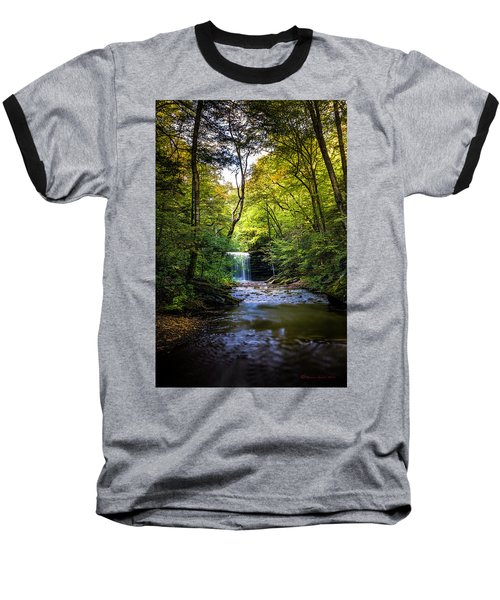 Baseball T-Shirt featuring the photograph Hidden Wonders by Marvin Spates