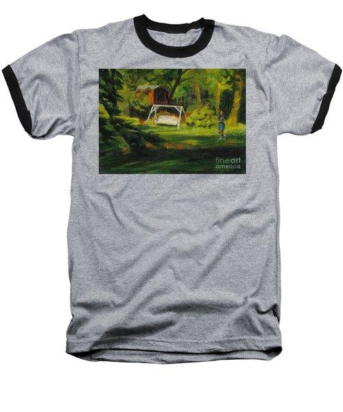 Hiedi's Swing Baseball T-Shirt