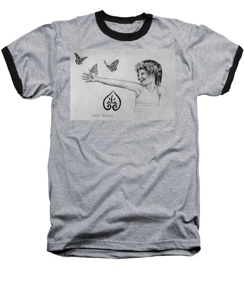Hiers-baxley Baseball T-Shirt