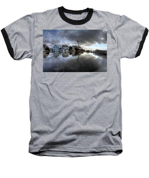 Higbee Flooding Baseball T-Shirt