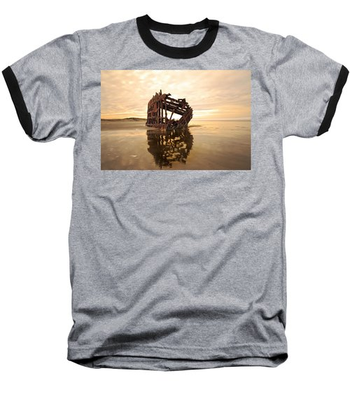 High And Dry, The Peter Iredale Baseball T-Shirt