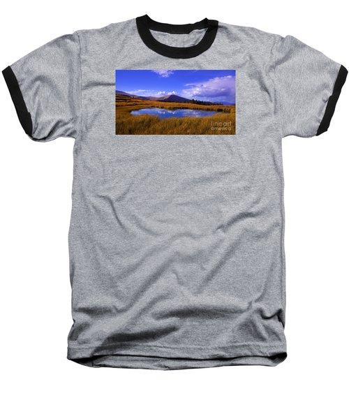 High Country Pond Baseball T-Shirt