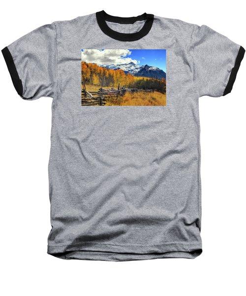 High County Ablaze Baseball T-Shirt