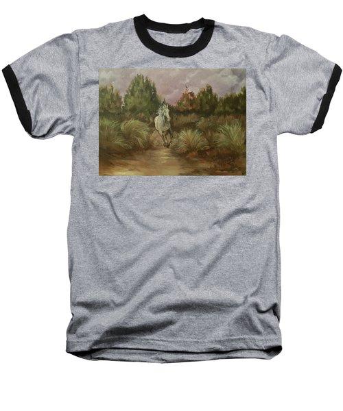 High Desert Runner Baseball T-Shirt
