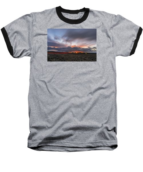 High Desert Twilights Baseball T-Shirt