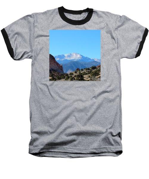 High Desert Winter Baseball T-Shirt