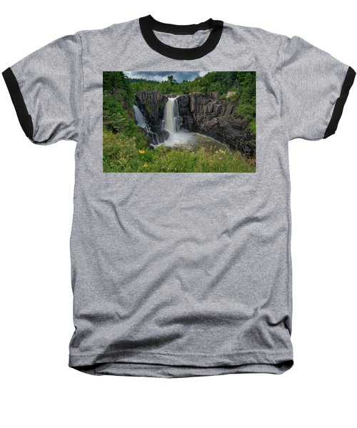 High Falls Baseball T-Shirt