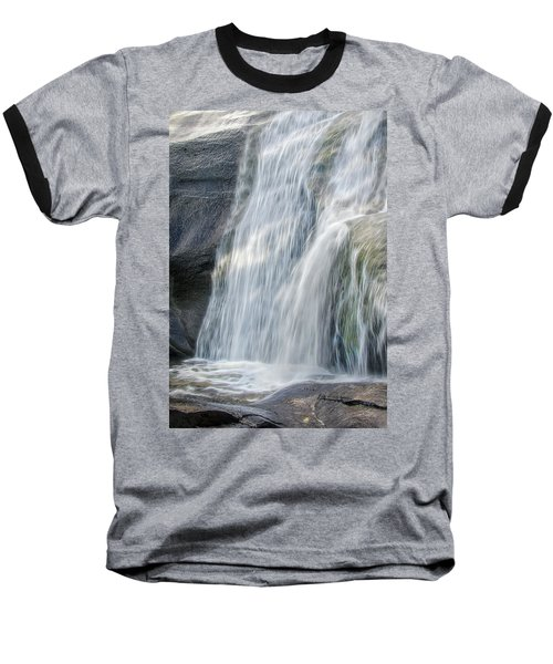 Baseball T-Shirt featuring the photograph High Falls Three by Steven Richardson