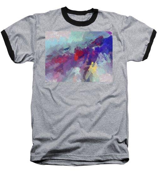 High Flying Kite Baseball T-Shirt
