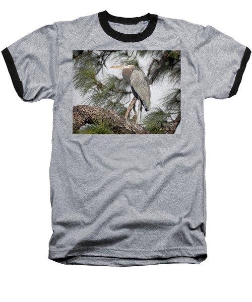 High In The Pine Baseball T-Shirt