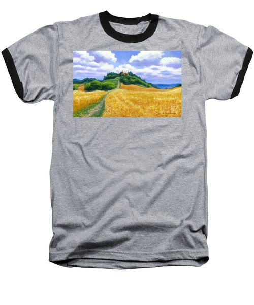 High Noon Tuscany  Baseball T-Shirt