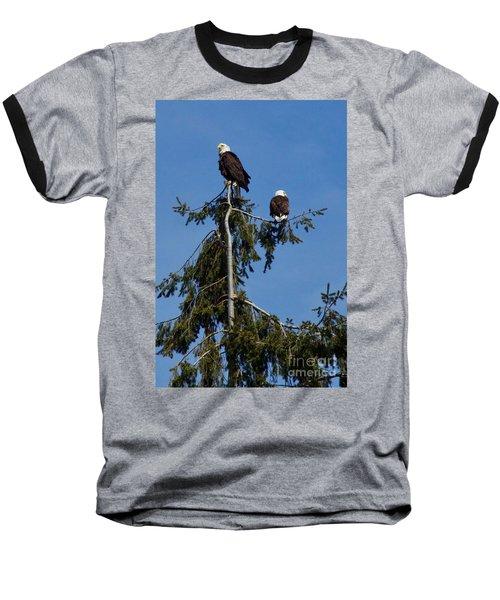 High Perch Baseball T-Shirt