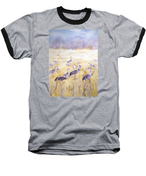 High Plains Drifters Baseball T-Shirt
