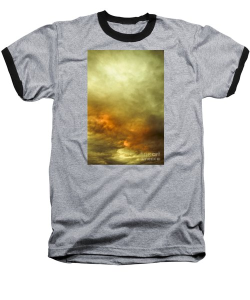 Baseball T-Shirt featuring the photograph High Pressure Skyline by Jorgo Photography - Wall Art Gallery