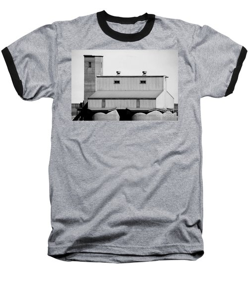 Baseball T-Shirt featuring the photograph High Rise by Stephen Mitchell