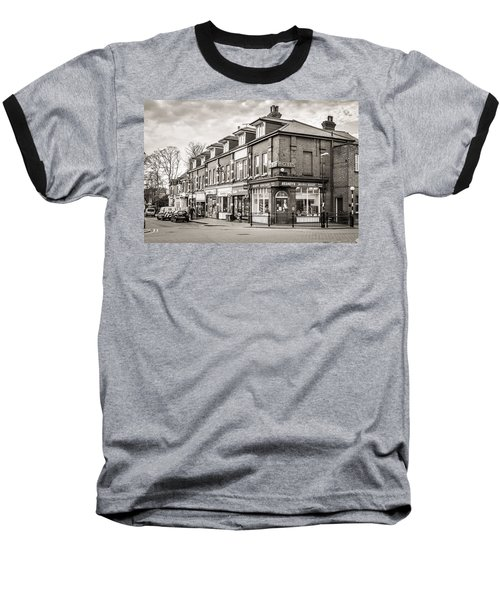 High Street. Baseball T-Shirt