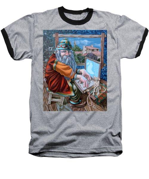 High-tech Baseball T-Shirt
