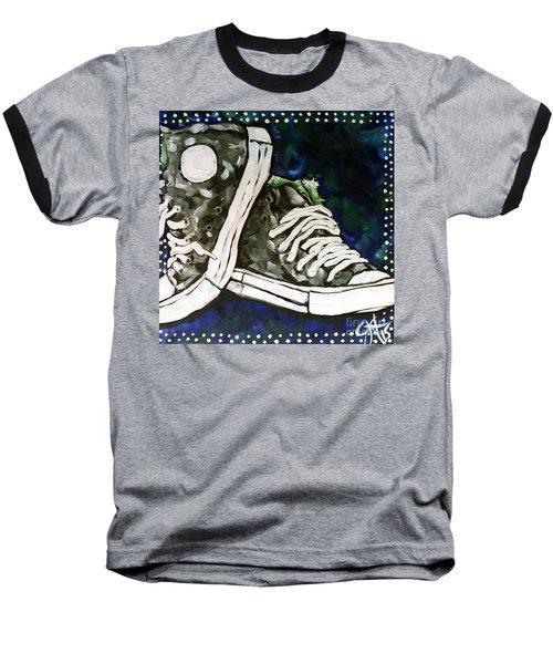 High Top Heaven Baseball T-Shirt