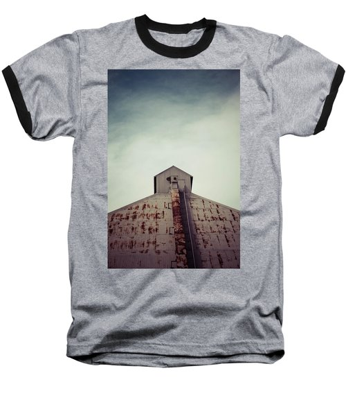 Baseball T-Shirt featuring the photograph High View by Trish Mistric