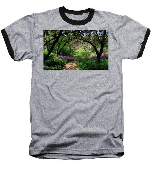 Highdown Gardens2 Baseball T-Shirt
