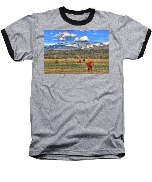 Highland Colorado Baseball T-Shirt