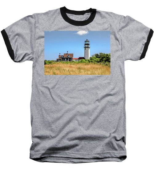Baseball T-Shirt featuring the photograph Highland Light - Cape Cod by Peter Ciro