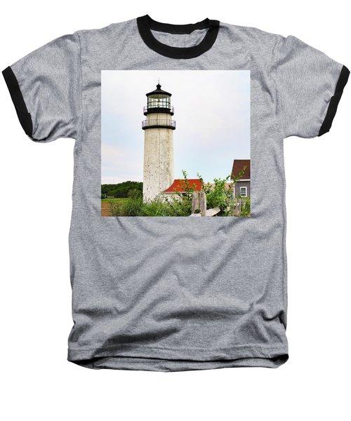 Highland Lighthouse II Baseball T-Shirt