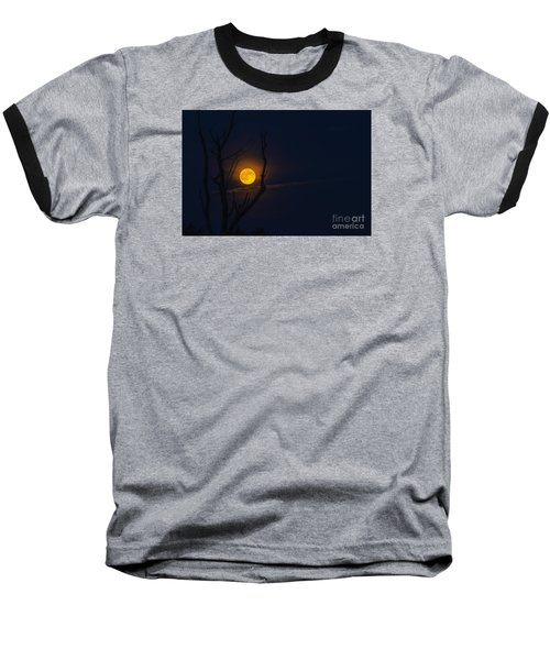 Highland Moon  Baseball T-Shirt