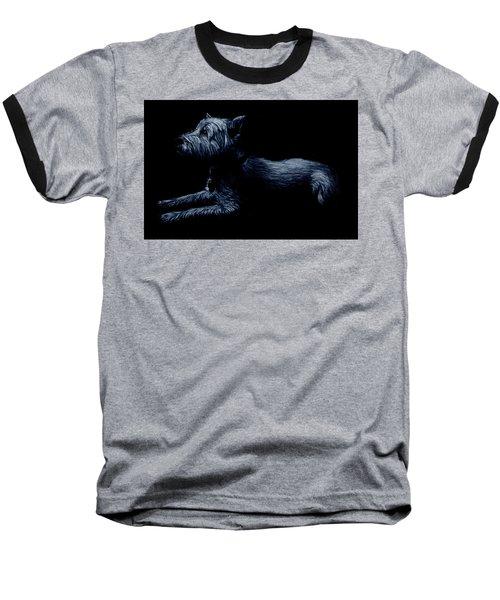 Highland Terrier Baseball T-Shirt