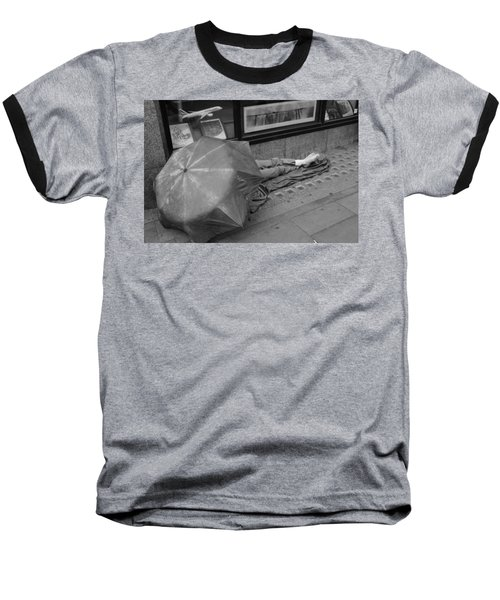 Highs And Lows Baseball T-Shirt