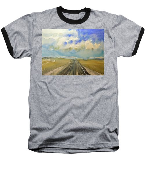 Highway Baseball T-Shirt