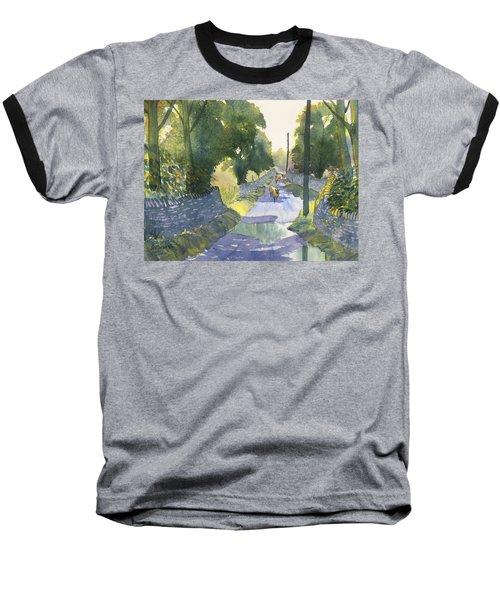 Highway Patrol Baseball T-Shirt