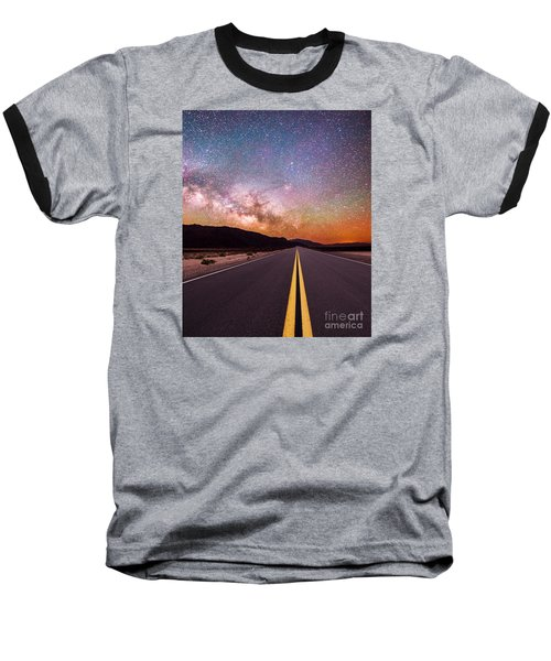 Highway To Heaven Baseball T-Shirt