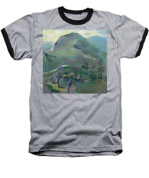 Hiking Baseball T-Shirt
