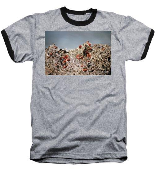 Hill Climbing Games Baseball T-Shirt