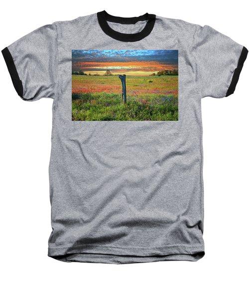 Hill Country Heaven Baseball T-Shirt