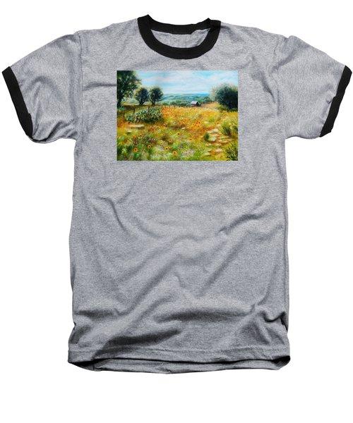 Hill Country Mile Baseball T-Shirt