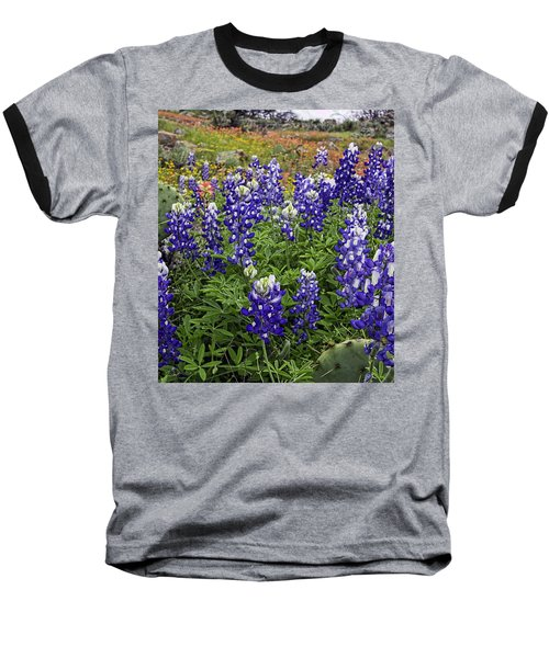 Hill Country Palette Baseball T-Shirt