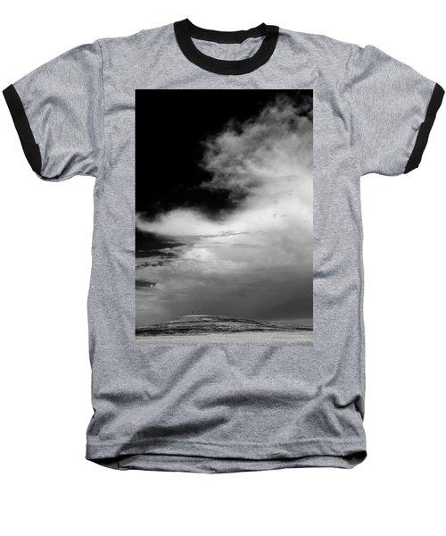 Hill Top Cross Baseball T-Shirt