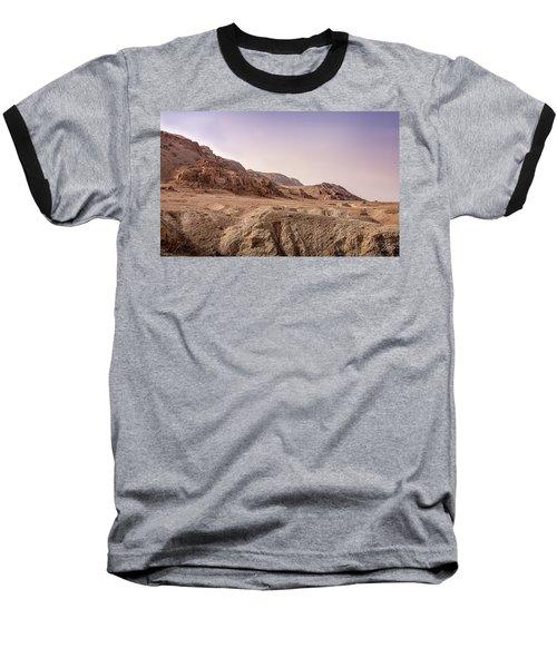 Hills By The Dead Sea Baseball T-Shirt