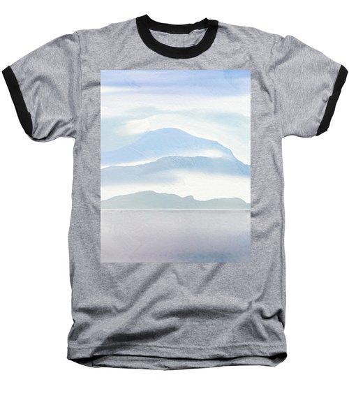 Hills In Borneo Baseball T-Shirt