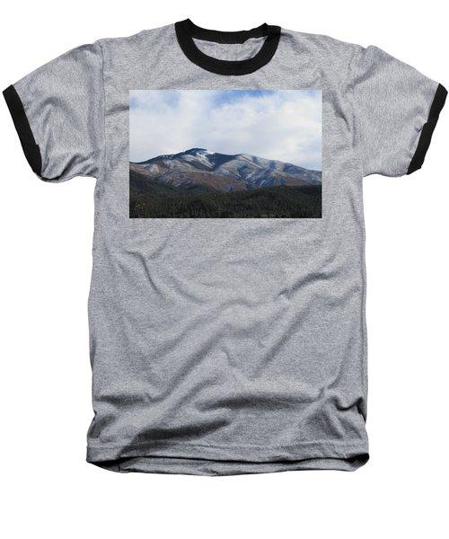 Hills Of Taos Baseball T-Shirt