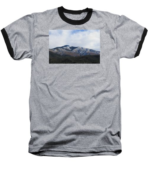 Hills Of Taos Baseball T-Shirt