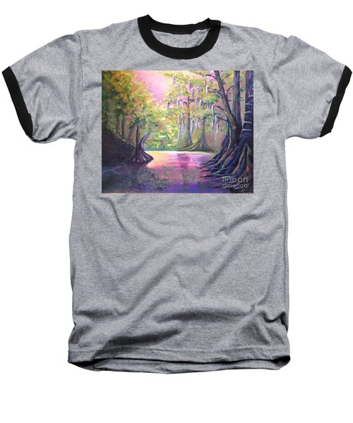 Withlacoochee River Nobleton Florida Baseball T-Shirt