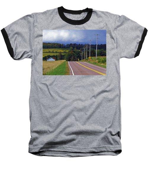 Hillside Ways Baseball T-Shirt