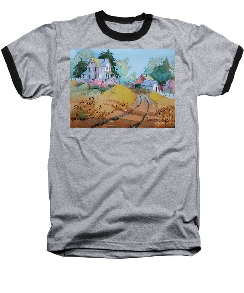 Hilltop Homestead Baseball T-Shirt