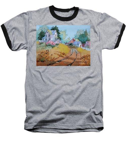 Hilltop Homestead Baseball T-Shirt